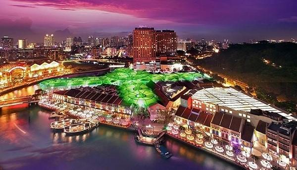 thành phố không ngủ của Việt Nam 1
