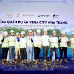 Lễ Ra Quân Dự Án Vega City Nha Trang giữa tháng 5-2020