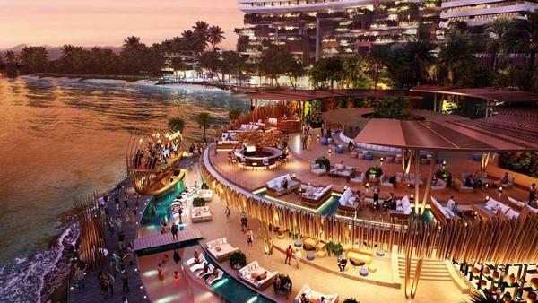 thành phố ánh sáng 5 Chờ đón thành phố ánh sáng Vega City Nha Trang lần đầu tiên xuất hiện tại Việt Nam