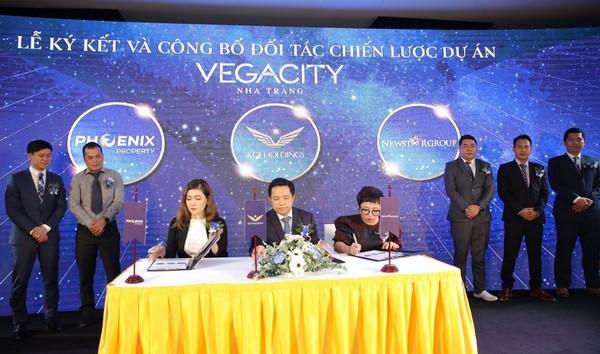 Vega City Nha Trang 2 DỰ ÁN VEGA CITY NHA TRANG CÔNG BỐ ĐỐI TÁC CHIẾN LƯỢC HÀNG ĐẦU
