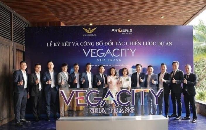Khu nghỉ dưỡng Vega City Nha Trang-Công trình tiên phong hướng đi mới (nguồn:internet)