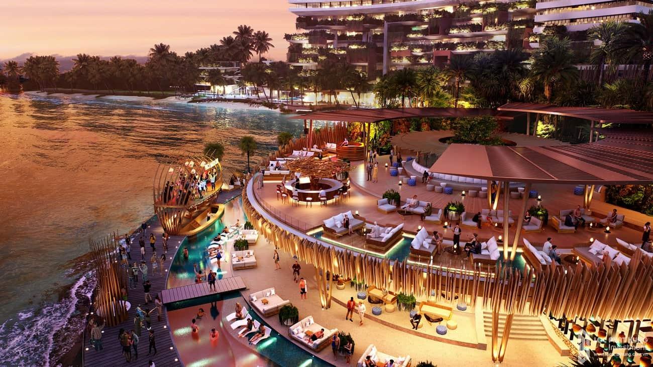Tiềm năng phát triển kinh tế đêm tại dự án BĐS ven biển Nha Trang Vega City