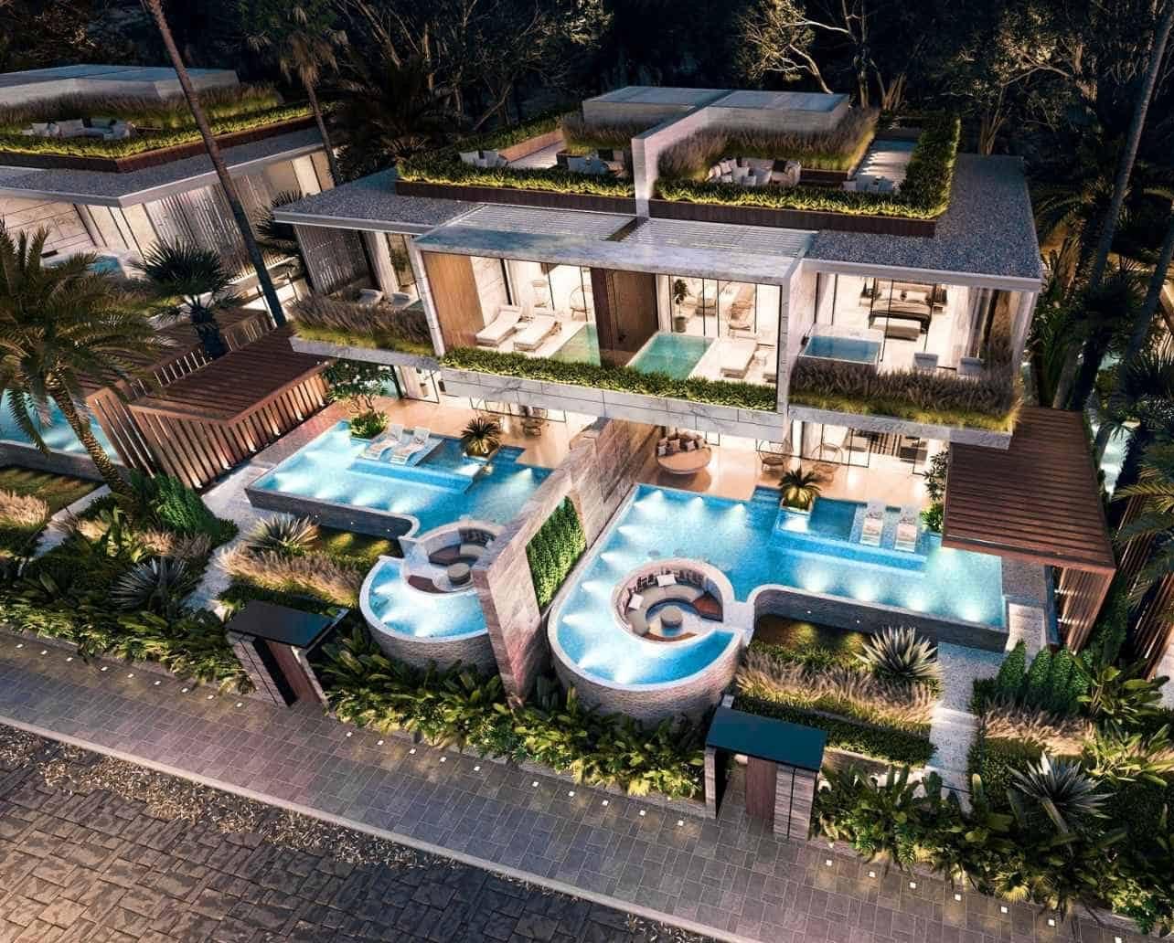 Villa trong quần thể BĐS nghỉ dưỡng Nha Trang Vega City-Kiệt tác kiến trúc