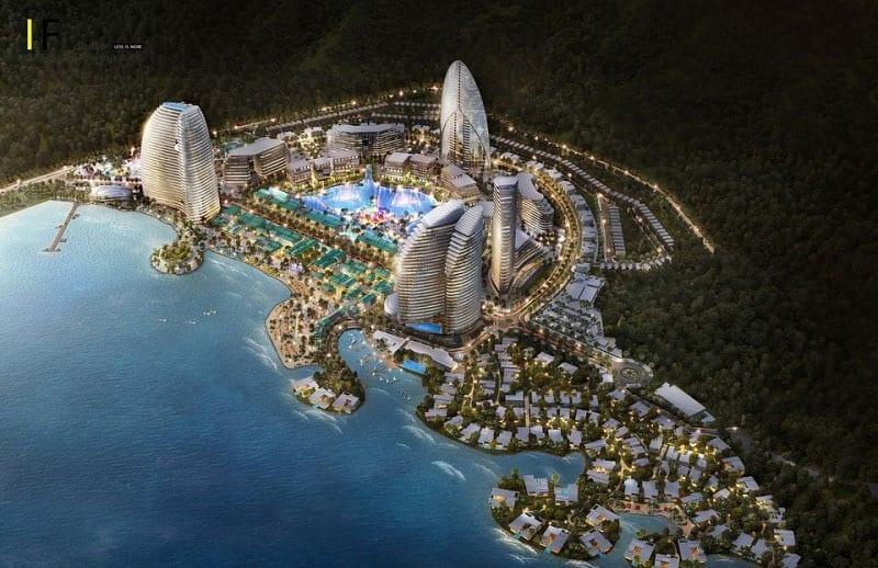 dự án biệt thự nghỉ dưỡng Vega City