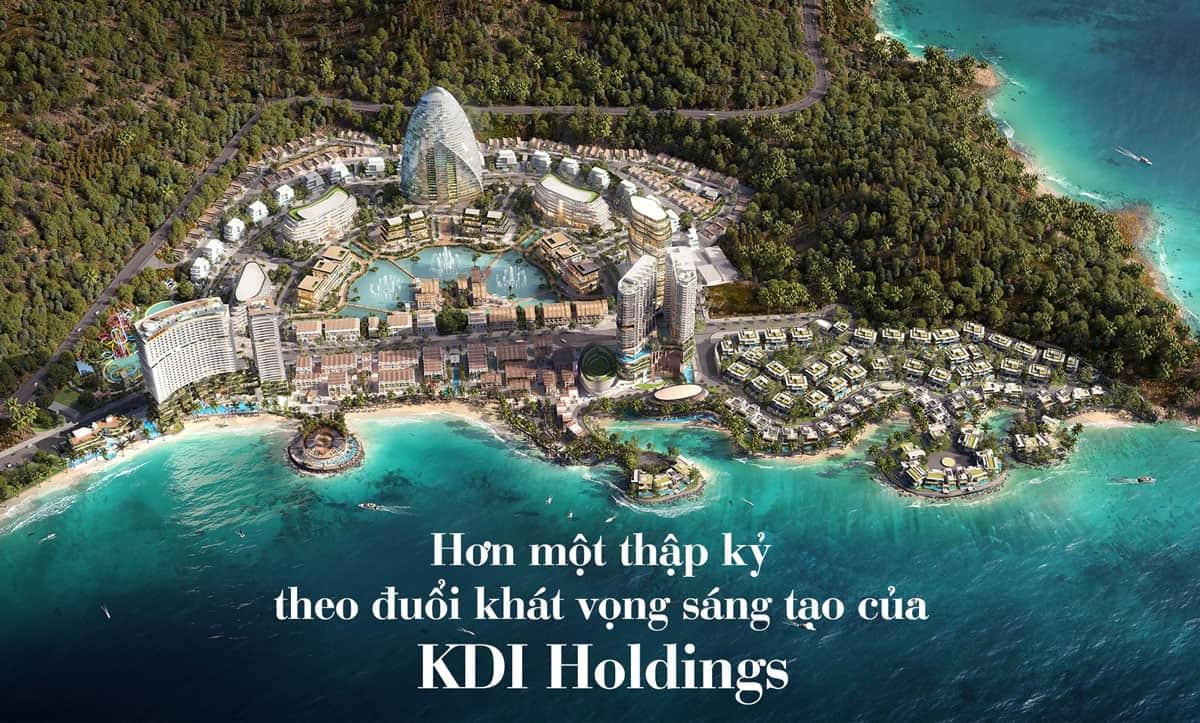 dự án Vega City Nha Trang chủ đầu tư KDI Holdings