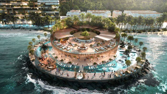 quần thể nghỉ dưỡng ven biển vega city