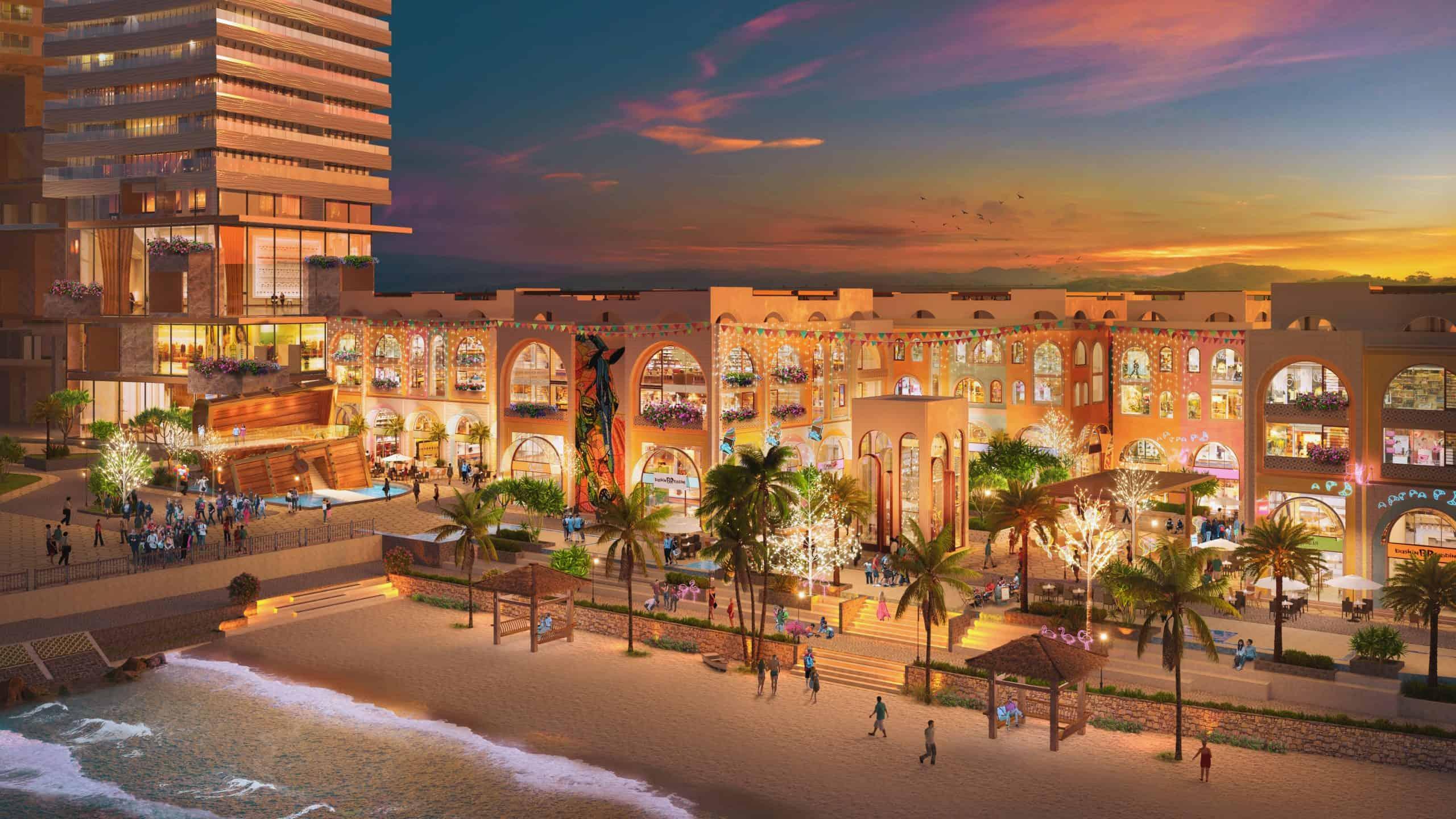 """Tập đoàn KDI Vega city cho ra đời """"viên ngọc sáng"""" giữa thành phố biển Nha Trang."""