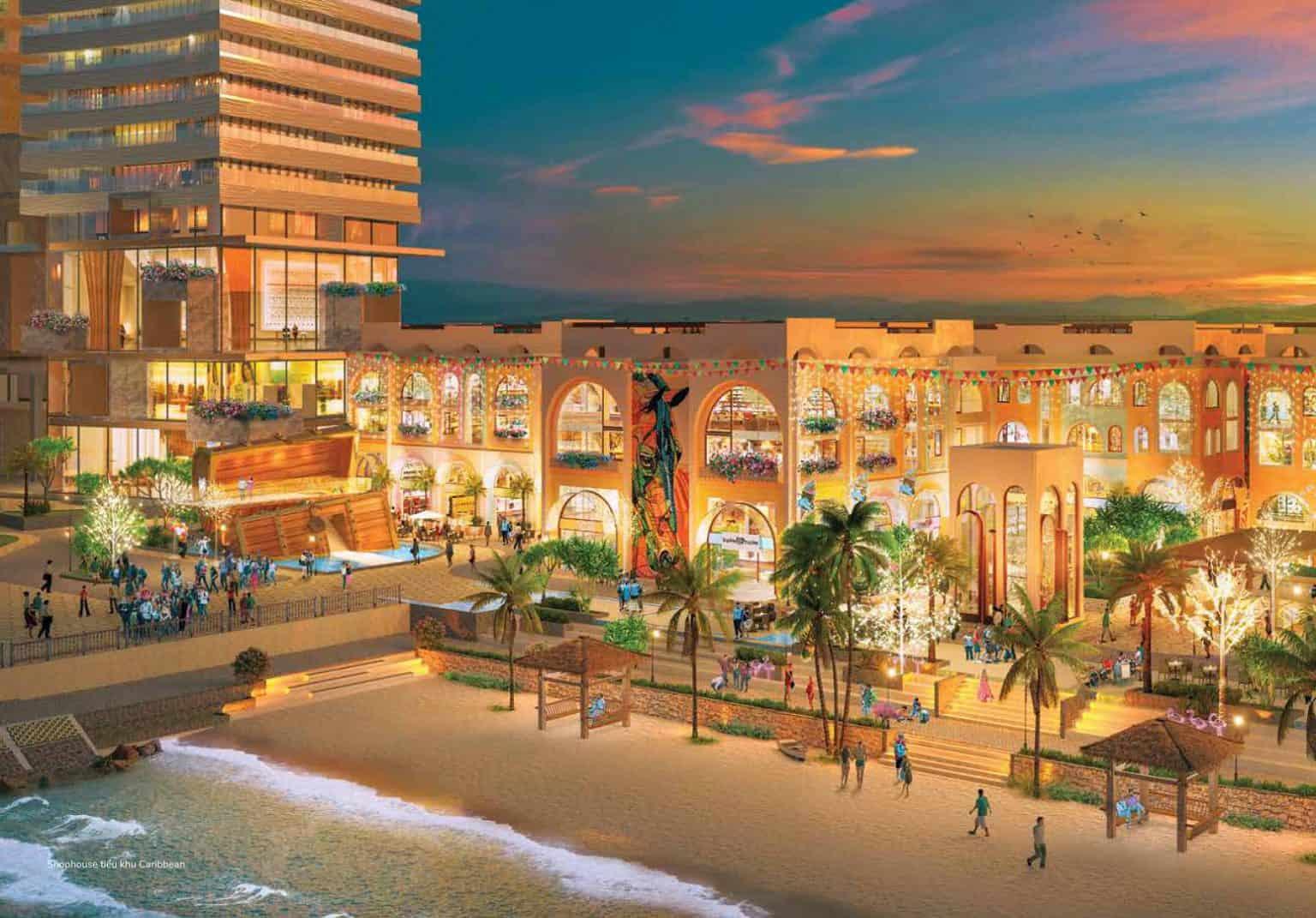 """Shophouse Vega City Nha Trang-""""Cú hích"""" phát triển kinh tế đêm"""