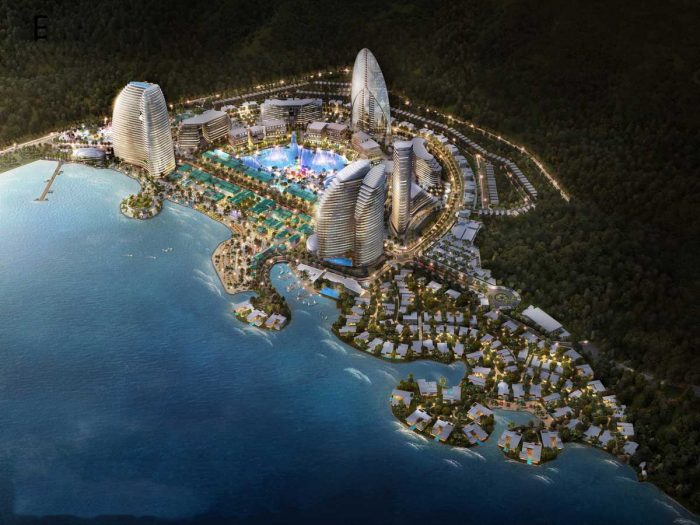 Yếu tố tạo nên sức hút của nền kinh tế đêm Vega City Nha Trang