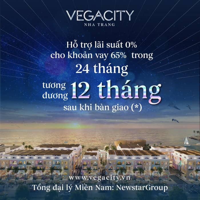 chính sách thanh toán vega city nha trang
