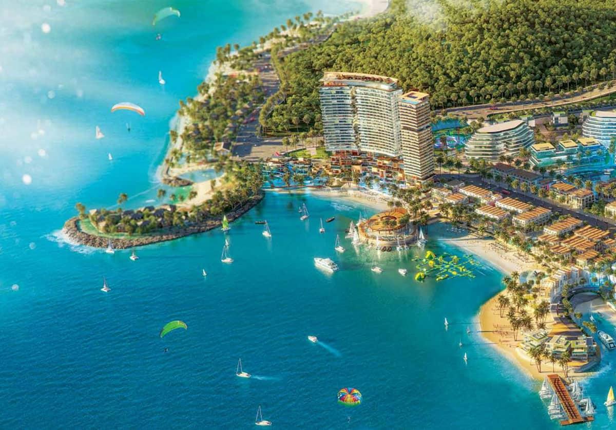 khu nghỉ dưỡng resort vega city nha trang