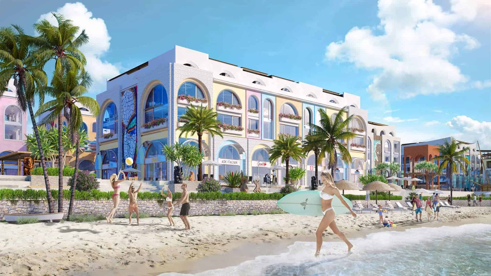 dự án tập đoàn KDI Holdings Vega City Nha Trang
