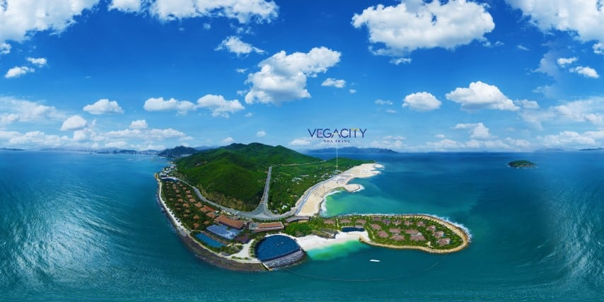 DỰ ÁN VEGA CITY- villa ven biển nha trang