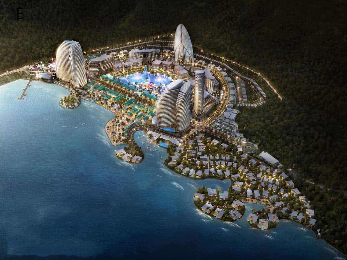 phát triển nền kinh tế ban đêm Nha Trang
