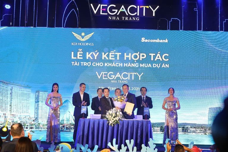 quần thể bất động sản nghệ thuật Vega City Nha Trang