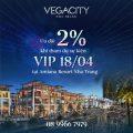 sự kiện VIP Vega City Nha Trang