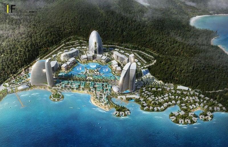 tập đoàn KDI Vega City Nha Trang