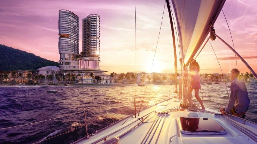 dự án vega city nha trang- dinh thự đảo san hô vega city