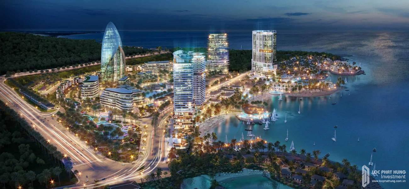 thành phố ánh sáng tại Nha Trang