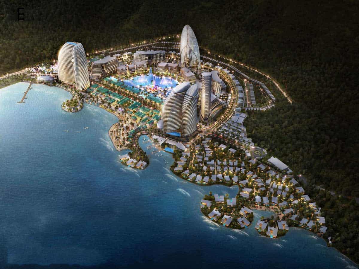 Dự án tập đoàn KDI Holdings - Vega City