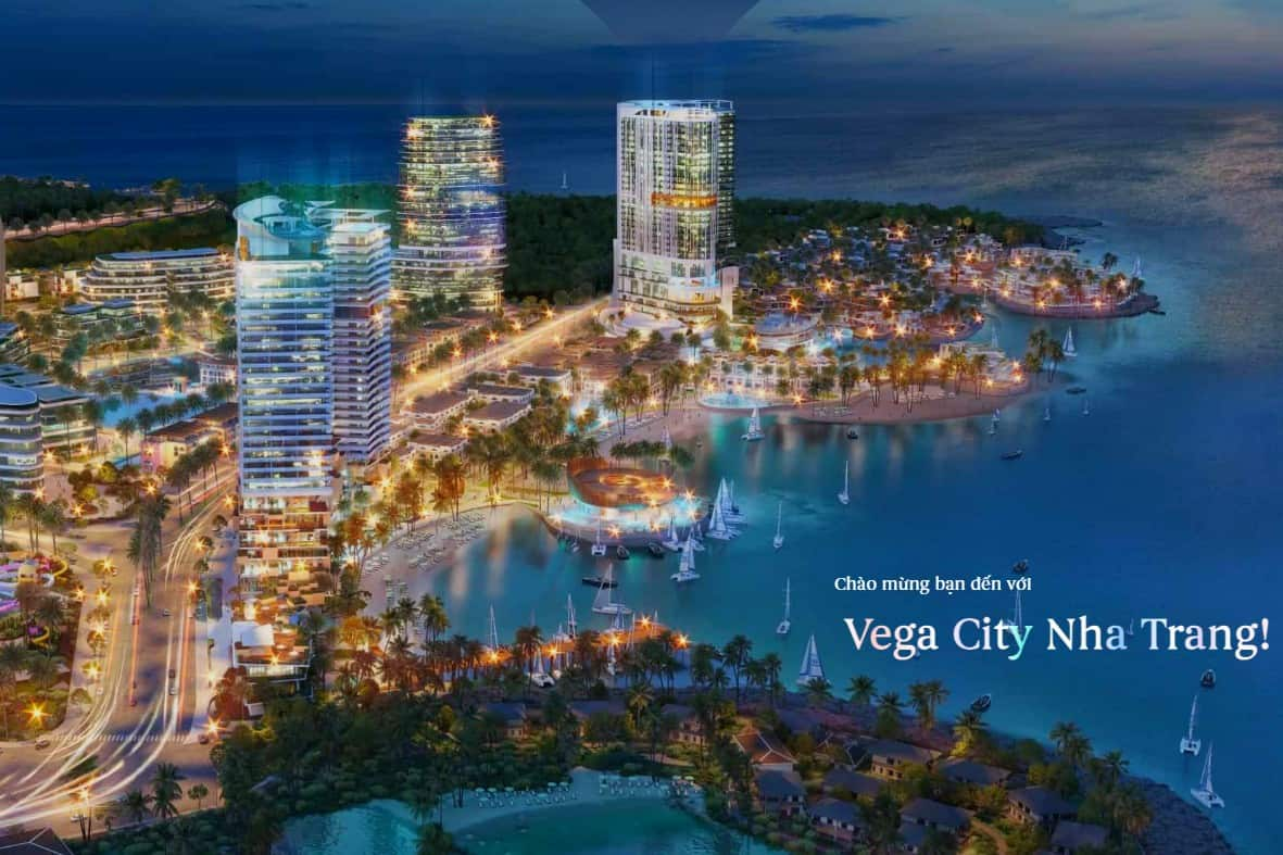 Thành phố ánh sáng Vega City Nha Trang