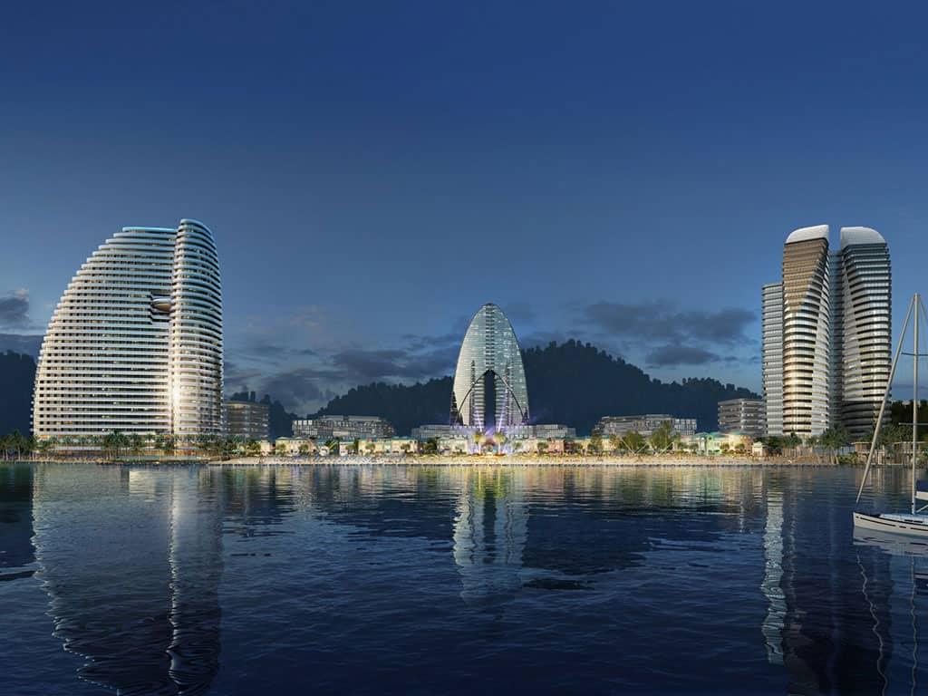 quần thể bất động sản nha trang vega city