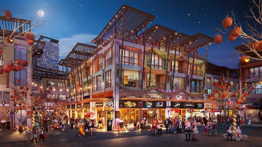 Shophouse Vega City Nha Trang