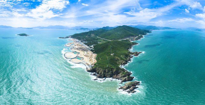 Dinh thự đảo san hô Vega City